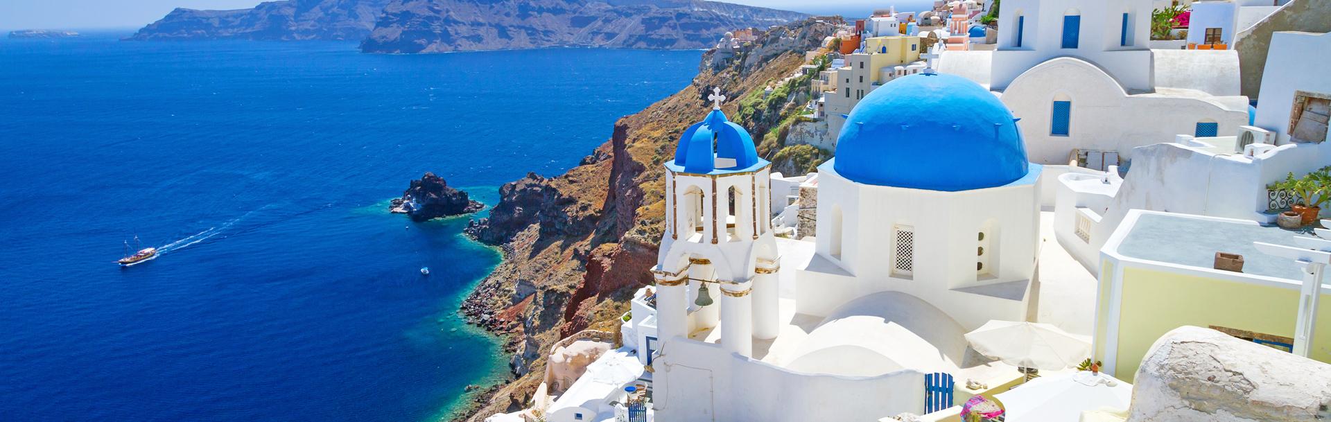Tour Operator Santorini Bongi Travel | Offerte low cost