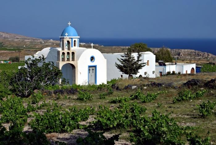 Akrotiri, Santorini: la Pompei minoica