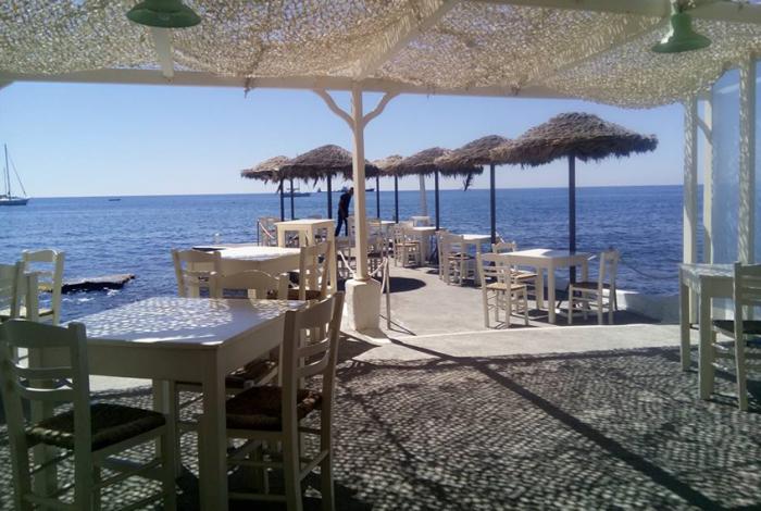 I ristoranti a Santorini: Asterias Santorini Restaurant