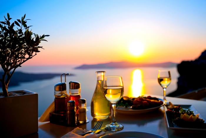 Santorini: i ristoranti migliori a Fira