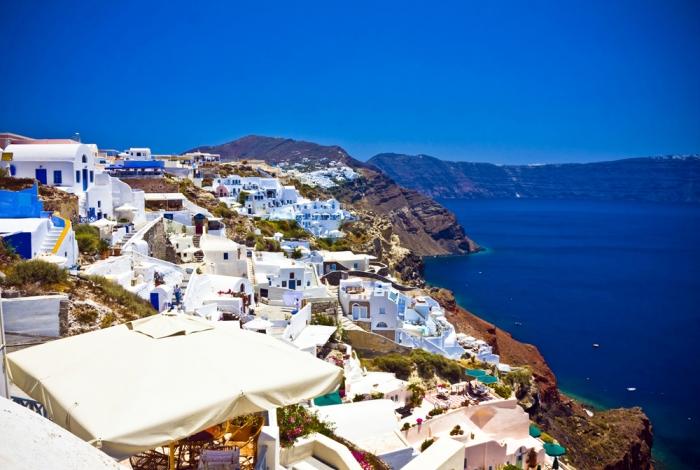 Imerovigli, meraviglia di Santorini!