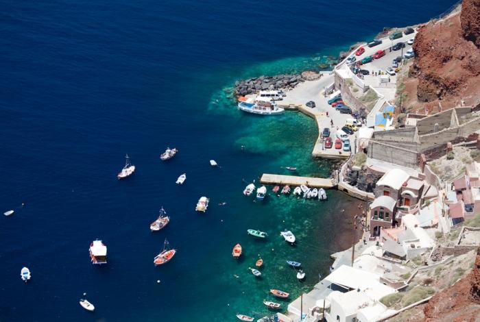 Informazioni utili per organizzare una vacanza a Santorini