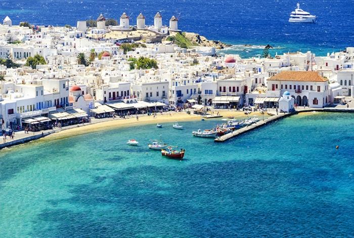 Isola di Mykonos