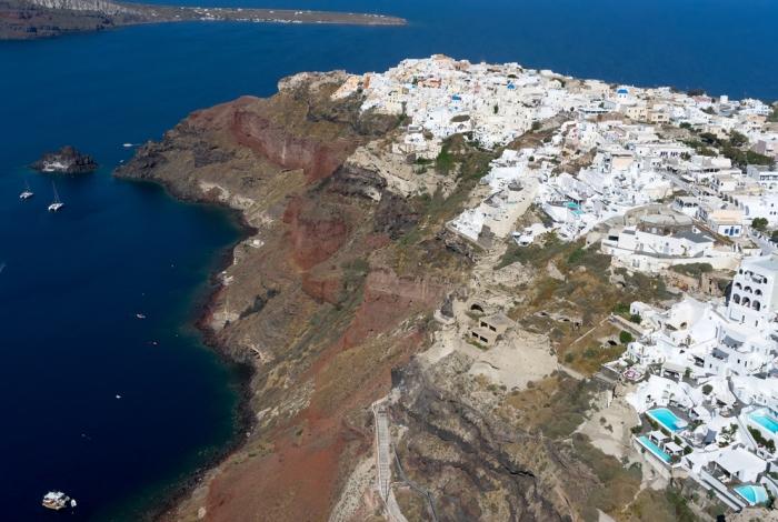 Santorini antica Atlantide