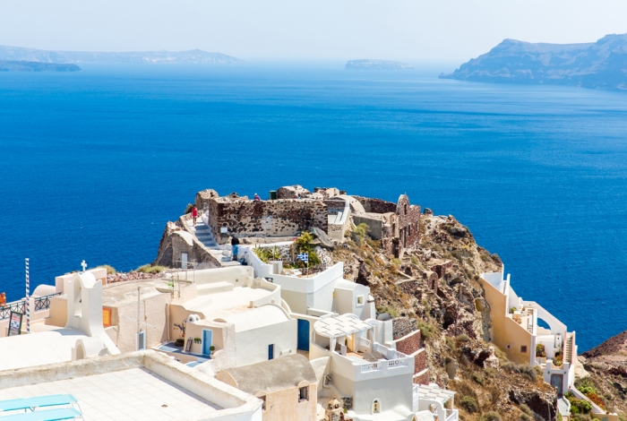 Vacanza a Santorini: alla scoperta della capitale Fira