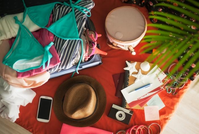 Vacanze a Santorini: cosa mettere in valigia