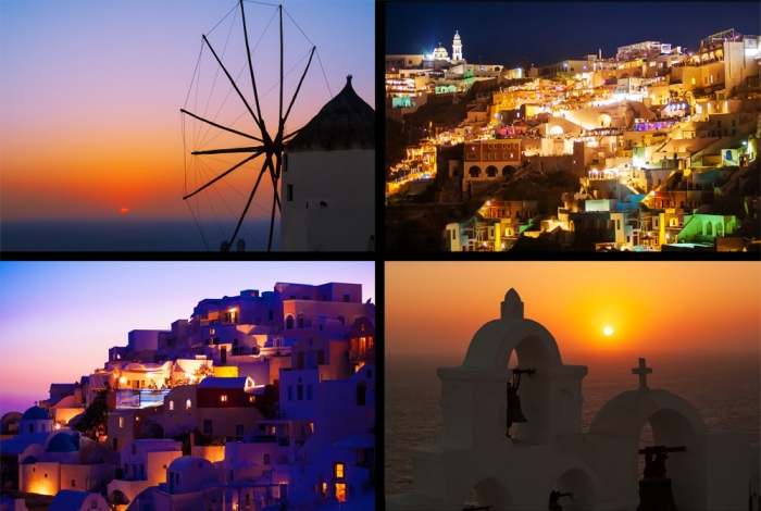 Vacanze a Santorini: Oia tra i villaggi più belli della Caldera