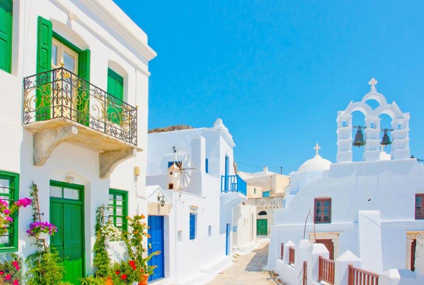 Case a Santorini: una scelta di stile e libertà