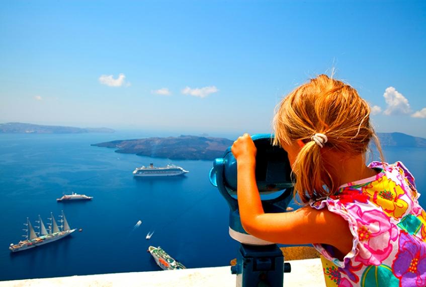 Consigli e informazioni utili: visitare Santorini con i bambini