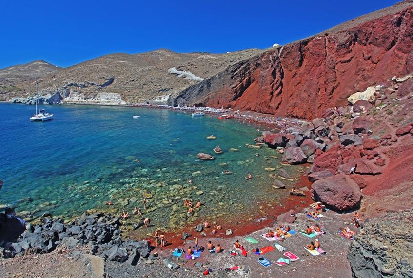 Santorini: un paradiso da esplorare