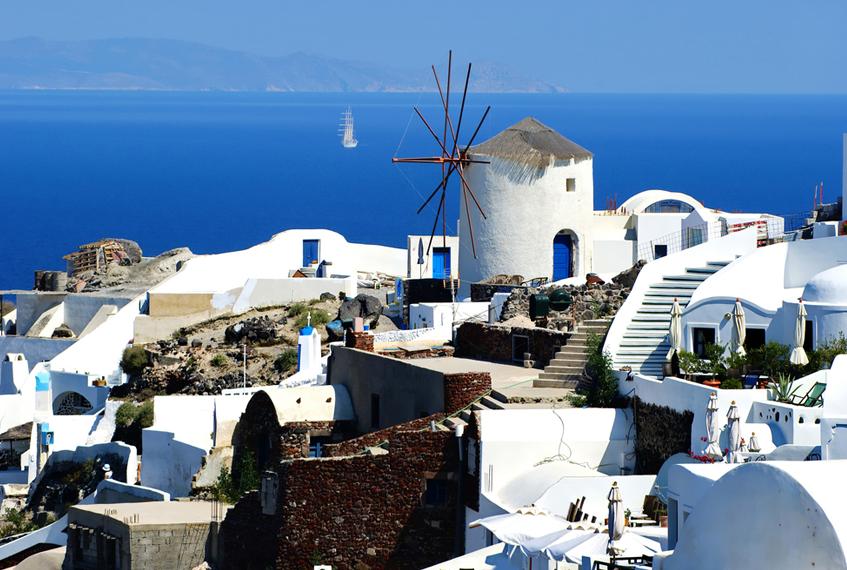Storia e Archeologia a Santorini