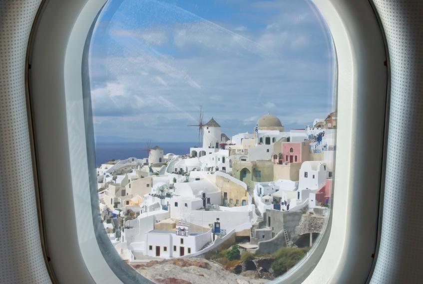 Un mondo di offerte soggiorno e pacchetti volo Napoli Santorini ...