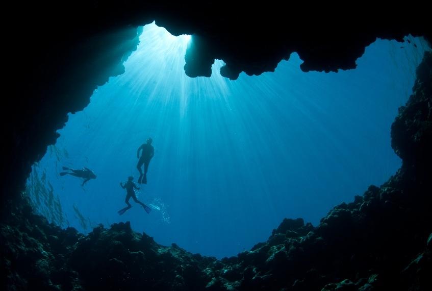 vacanza a Zante diving