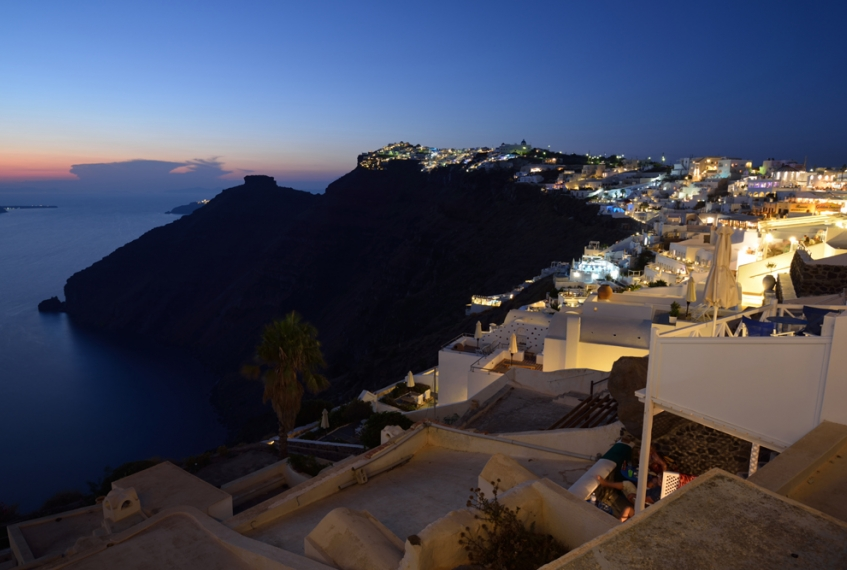 Vacanze Santorini? Prenota con Bongi Travel!