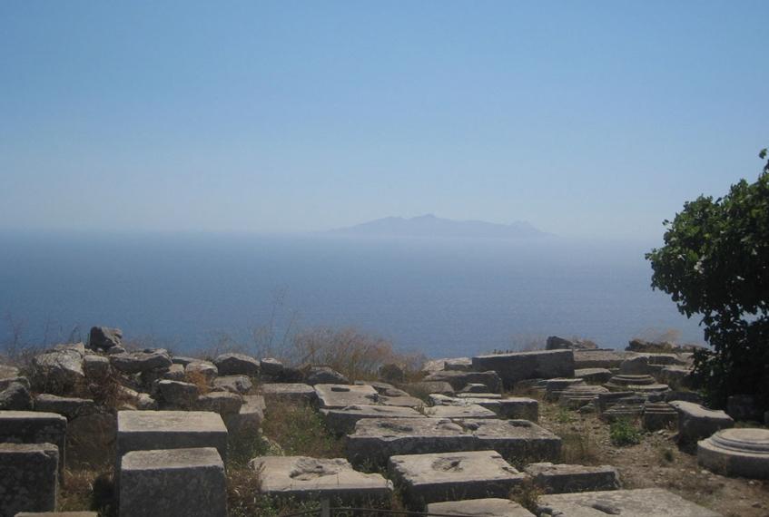 Vacanze a Santorini: Antica Thira