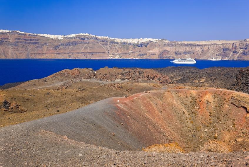 Vacanze a Santorini: Escursioni