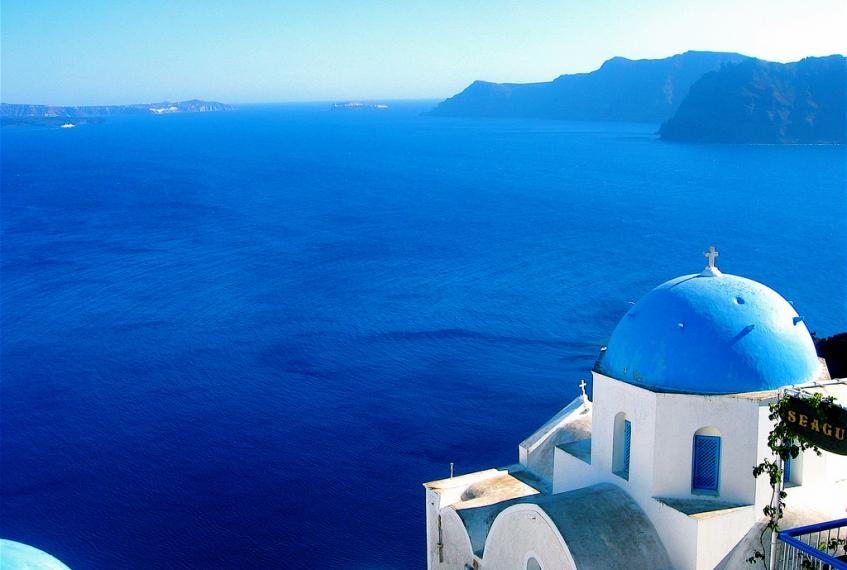 Volo Napoli Santorini: la soluzione più semplice e confortevole ...