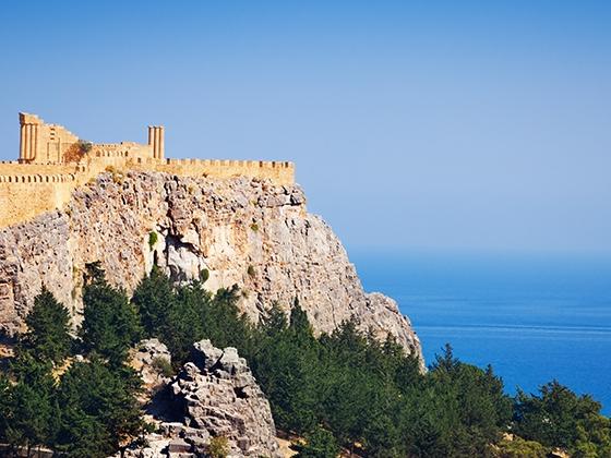 Acropoli di Lindos Bongi Travel