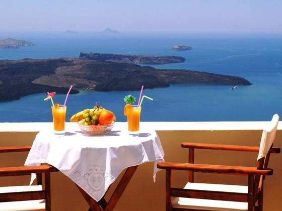 Appartamenti a Santorini: gli Sweet Heart Studios