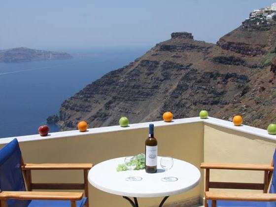 Appartamenti a Santorini: una scelta free and easy