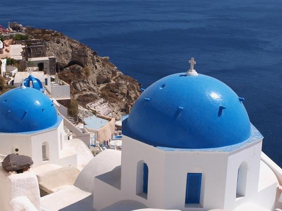 Il villaggio di Oia e le vacanze a Santorini