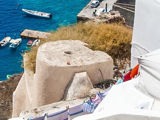 Il clima di Santorini