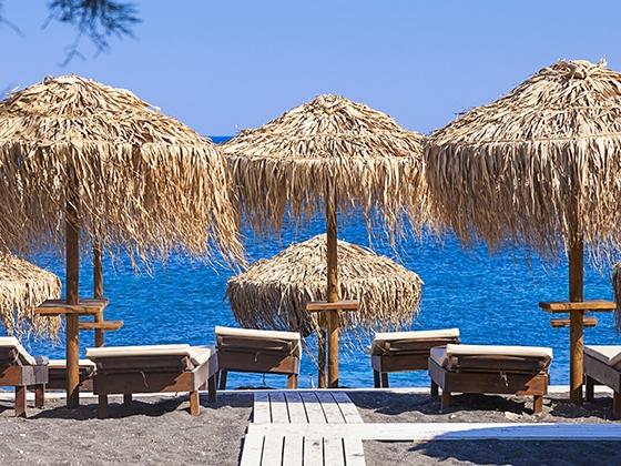 Spiaggia Santorini