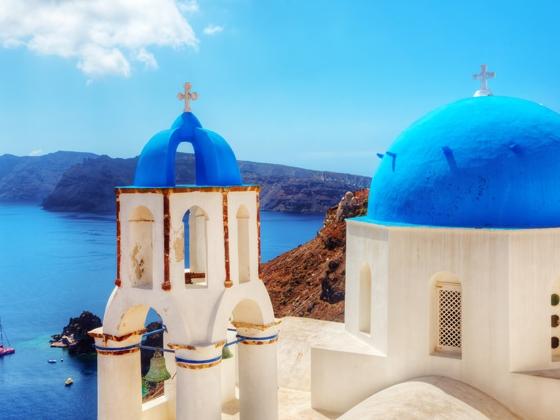 Santorini: volo, hotel, villaggi e appartamenti
