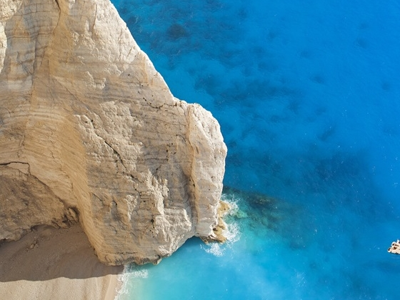 Vacanza a Zante National Marine Park