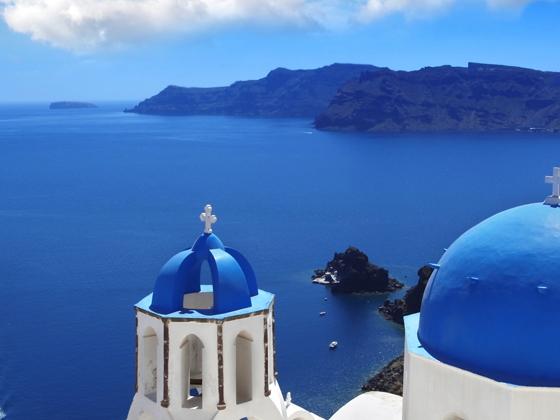 Vacanze a Santorini: un sogno ad occhi aperti