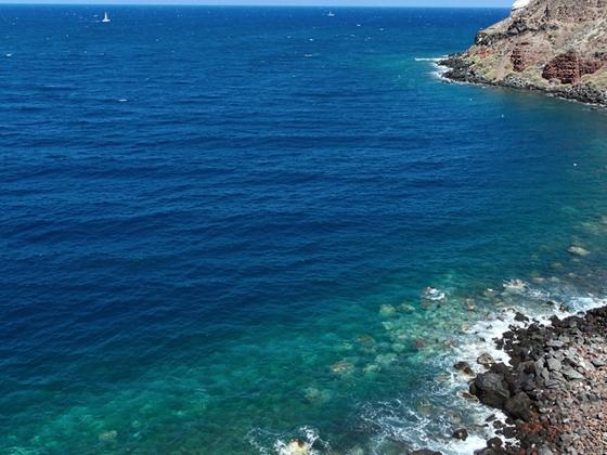 vacanze santorini le spiagge