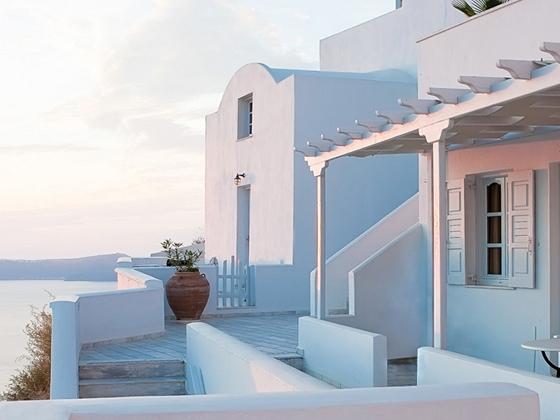 Vacanze Santorini: Tzekos Villas hotel 4 stelle